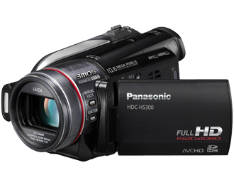 Panasonic HDC-TM300